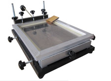 Manual Stencil Printer for Solder paste